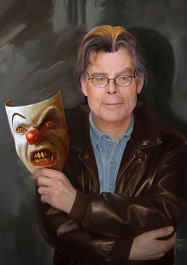 Stephen King Pennywise