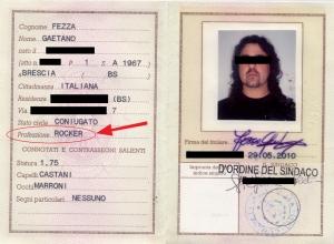 Carta Identità Mod-1